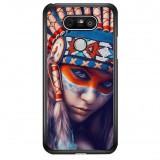 Husă Native Indian Girl LG G5, Alta, Silicon, Husa