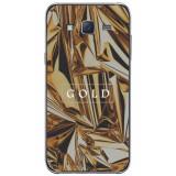 Husă Gold SAMSUNG Galaxy J5 2016, Alta, Silicon, Husa