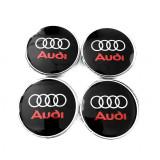 Set Capacele Jante Audi 59MM