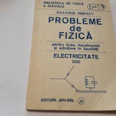 HRISTEV  PROBLEME DE FIZICA-ELECTRICITATE-RF13/3
