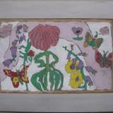 Autom 3 - semnat  Adorian Elena 1999, Abstract, Guasa, Altul