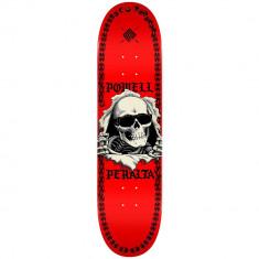 Deck Skateboard Powell Peralta Ripper Chainz 8X31.45'' red