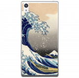 Husă The Great Wave Sony Xperia Z5, Silicon, Husa