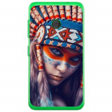 Husă Native Indian Girl Nokia Lumia 530, Alta, Silicon, Husa
