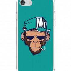 Husă Smoking Monkey APPLE Iphone 7, Alta, Silicon, Husa