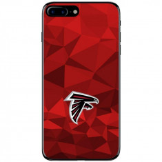 Husă Atlanta Falcons APPLE Iphone 8 Plus, Alta, Silicon, Husa