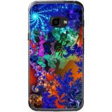 Husă Psytrance Samsung Galaxy Xcover 4, Silicon, Husa