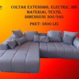 Coltar extensibil electric, import Germania