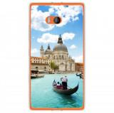 Husă Venetian Water Nokia Lumia 930, Silicon, Husa