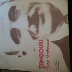 Vinil - Tangouri de Petre Andreescu