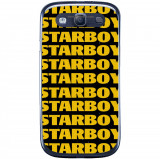 Husă Starboy Samsung Galaxy S3 Neo I9301 S3 I9300, Silicon, Husa