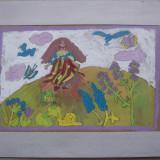 Autom 2 - semnat  Adorian Elena 1999, Abstract, Guasa, Altul