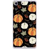 Husă Pumpkins Sony Xperia M5, Silicon, Husa