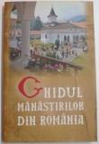 GHIDUL MANASTIRILOR DIN ROMANIA DE GHEORGHITA CIOCIOI...MIHAELA VOICU , 2010