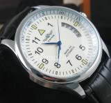 Ceas Winner Win049 Automatic White Gentile