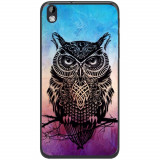 Husă Black Owl HTC Desire 816, Alta, Silicon, Husa