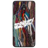Husă Flatbush Zombie Paint Asus Zenfone Go Zb452kg, Silicon, Husa