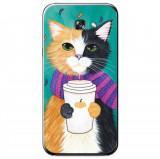 Husă Cozy Cat SAMSUNG Galaxy A7 2016, Alta, Silicon, Husa