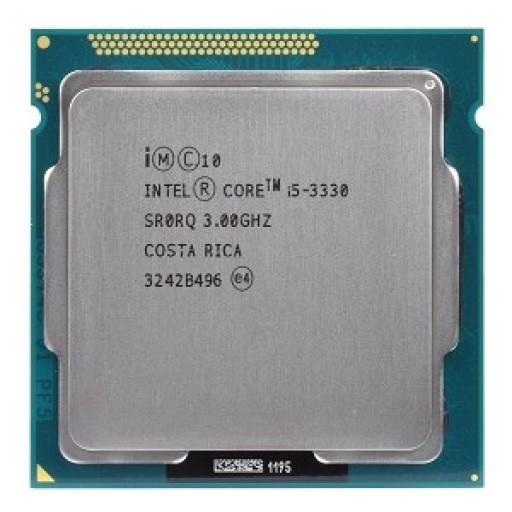 Procesor Intel Quad Core i5 3330 3.0Ghz ,6Mb Cache, 3.20 GHz ,socket 1155,cooler