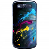 Husă Multicolor Samsung Galaxy S3 Neo I9301 S3 I9300, Silicon, Husa