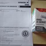 Procesor AMD A10 9700E, 3GHZ,Socket AM4 BOX ,resigilat,garantie 3 Ani., 4