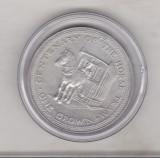 Bnk mnd Insula Man 1 crown 1976  - tramvai cu cai, Europa