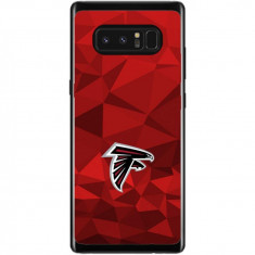 Husă Atlanta Falcons Samsung Galaxy Note 8, Alta, Silicon, Husa