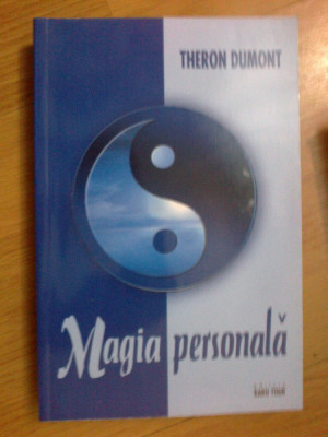e2 Magia personala - Theron Dumont foto