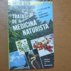 Tratat de medicina naturista V. Duta 1995 vindecati-va prin mijloace naturale