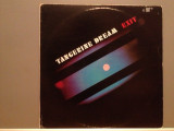 TANGERINE DREAM – EXIT (1981/VIRGIN/RFG) - Vinil/Vinyl/Analog, virgin records