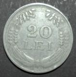 A4525 20 lei 1942