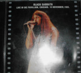 BLACK SABBATH ( with IAN GILLAN) - LIVE IN CHICAGO, 1983, 2xCD