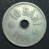 A4268 10 bani 1906