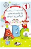 Culegere de exercitii pentru comunicare in limba romana cls 1 ed.2018 - Liliana Catruna