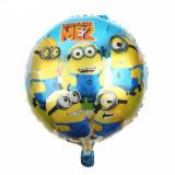 Balon Folie Figurina Minions Despicable Me 44X44, Disney