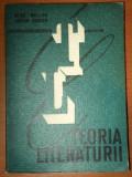 TEORIA LITERATURII de RENE WELLEK , AUSTIN WARREN , 1967