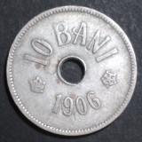 A4267 10 bani 1906 J