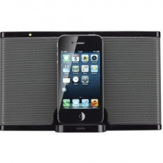 IWantit IPH1112 Dock Portabil  iPod & iPhone  - Negru