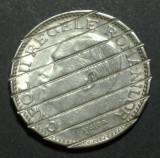 A4508 100 lei 1936 ANULAT