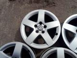JANTE ORIGINALE AUDI VW 15 5X100 GOLF4 BORA POLO A3, 6,5