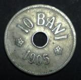 A4265 10 bani 1905
