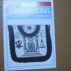 Atelierul masonic 2008 24 mai Cuza Pitagora alfabet loja dictionar Londra Papa