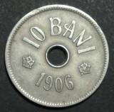 A4277 10 bani 1906 J