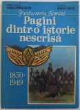 JANDARMAERIA ROMANA - PAGINI DINTR- O ISTORIE NESCRISA 1850 - 1949 de GENERAL MAIOR VASILE MIHALACHE si IOAN P. SUCIU , 1993