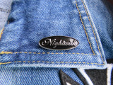 Insigna metalica de rever Nightwish logo (Rock, Heavy, Thrash, Speed, Death)