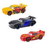 Set 3 Masinute Die Casts - Cars 3 Florida 500, Disney