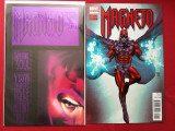 Magneto (Marvel comics)-Lot 4 reviste benzi desenate