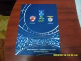 Program               Dinamo   -   Benfica   Lisabona