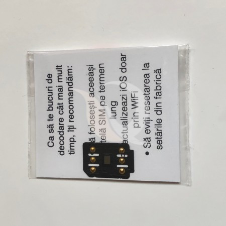Decodare Si Activare Iphone 11 / 11 pro sau 11 pro max cu rsim r-sim gofree