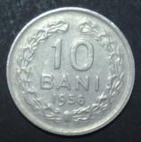 10 bani 1956 2 aUNC